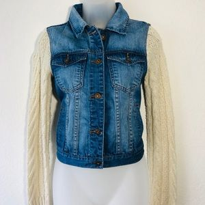Forever 21 Women's Jeans Jacket Size S